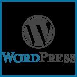 キャプチャー、Wordpressロゴ