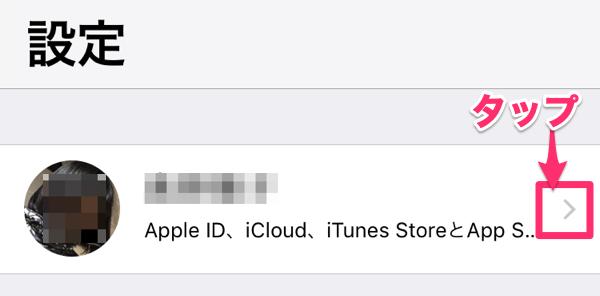 キャプチャー、アップルID